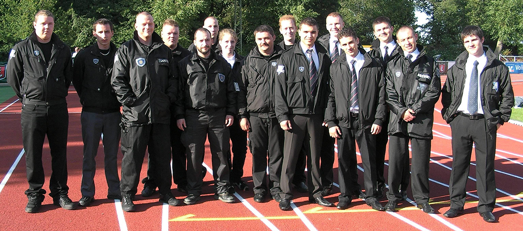 Sicherheitsdienst Cuxhaven<br> Security, Wachdienst & Objektschutz in Cuxhaven